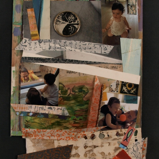 Custom Collage, 2016